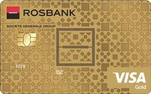 Сверхкарта Visa Gold