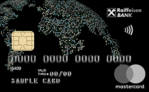 Карта Buy&Fly MasterCard World Premium от Райффайзенбанка