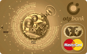 Доходная карта MasterCard Gold