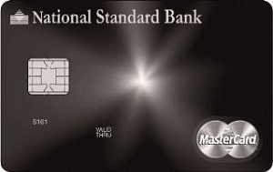 Карта MasterCard Black Edition от банка Национальный Стандарт