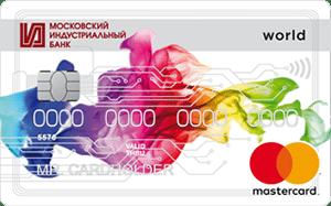 Фреш-карта от Московского Индустриального Банка