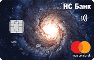 Карта MasterCard Standard от НС банка