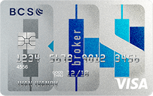 Карта Visa От БКС банка