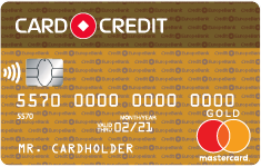 Карта CARD CREDIT Mastercard Gold от Кредит Европа Банка