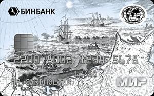 Пенсионная карта от Бинбанка