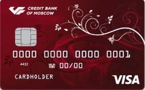 Visa Standard от Московского Кредитного Банка